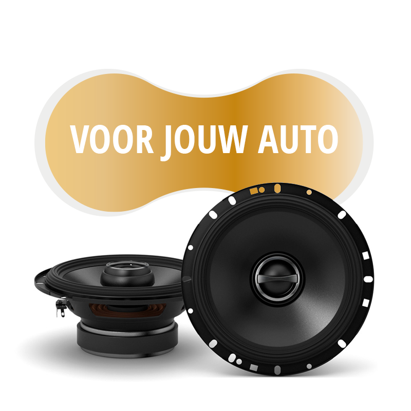 Premium speakers voor Mercedes Benz SLK-Class 1996-1996
