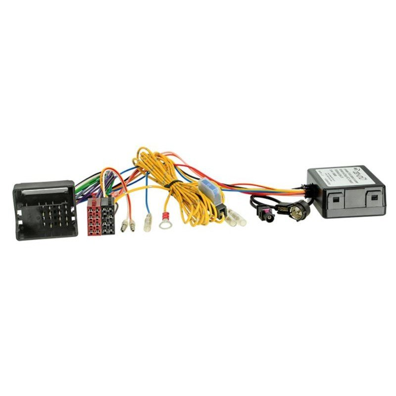 CAN-BUS KIT BMW QUADLOCK > ISO / ANTENNE > ISO