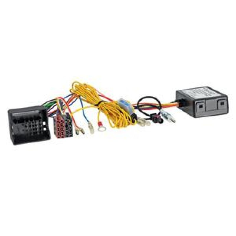 CAN-Bus Kit Quadlock ISO/ Antenne DIN Div. modellen BMW-Mercedes-Land Rover-Mini-Porsche-Smart- VW