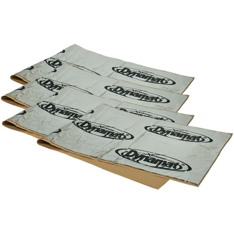 Dynamat - Door kit Xtreme - 4 sheets